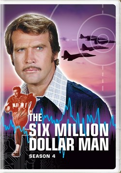 The Six Million Dollar Man: Season 4 [DVD]
