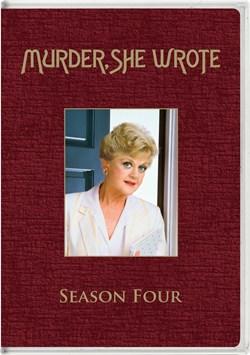 Murder She Wrote: Season 4 [DVD]