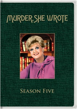 Murder She Wrote: Season 5 [DVD]