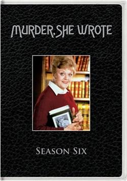 Murder She Wrote: Season 6 [DVD]