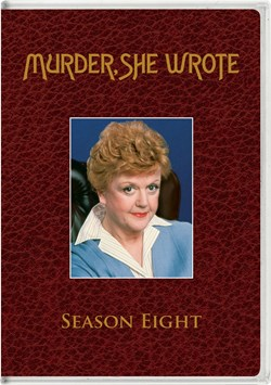 Murder She Wrote: Season 8 [DVD]