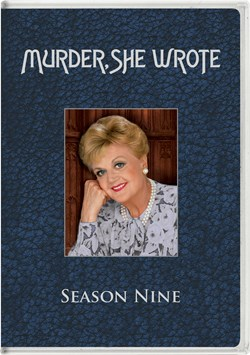 Murder She Wrote: Season 9 [DVD]