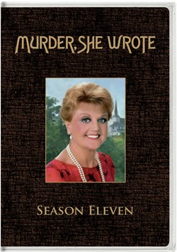 Murder She Wrote: Season 11 [DVD]