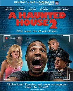 A Haunted House 2 (with DVD) [Blu-ray]
