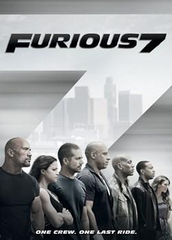 Fast & Furious 7 (2015) [DVD]