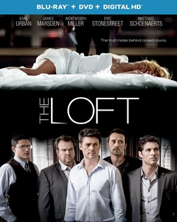 The Loft (with DVD) [Blu-ray]