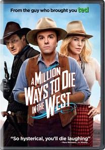 A Million Ways to Die in the West [DVD]