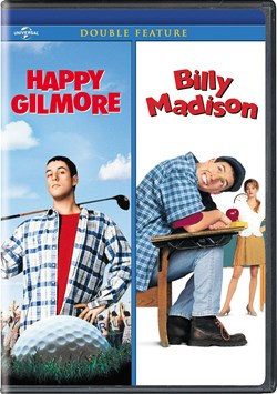 Happy Gilmore/Billy Madison [DVD]