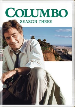 Columbo: Season 3 [DVD]