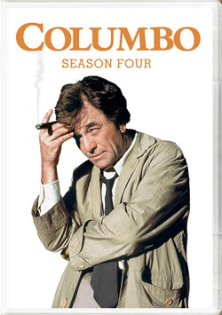 Columbo: Season 4 [DVD]