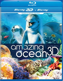 Amazing Ocean 3D [Blu-ray]