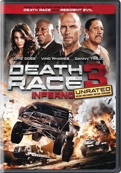 Death Race: Inferno [DVD]