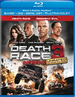 Death Race: Inferno (with DVD) [Blu-ray]