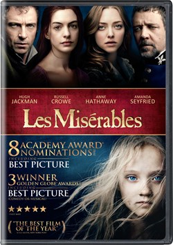 Les Misérables [DVD]