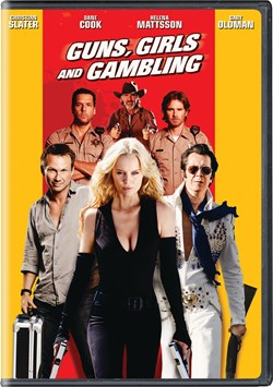 Guns, Girls and Gambling [DVD]