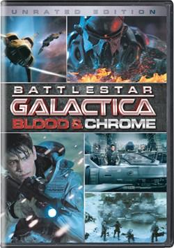 Battlestar Galactica: Blood and Chrome [DVD]
