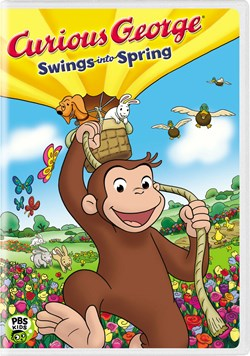 Curious George Swings Into Spring [DVD]
