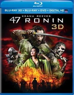47 Ronin 3D (DVD + Digital) [Blu-ray]