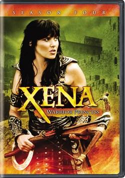 Xena - Warrior Princess: Complete Season 4 [DVD]