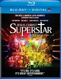 Jesus Christ Superstar - Live Arena Tour 2012 [Blu-ray]