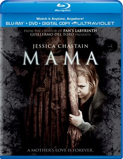 Mama (DVD + Digital) [Blu-ray]