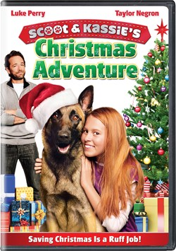 Scoot and Kassie's Christmas Adventure [DVD]
