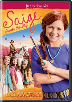 American Girl: Saige Paints the Sky [DVD]
