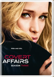 Covert Affairs: Season 3 [DVD]