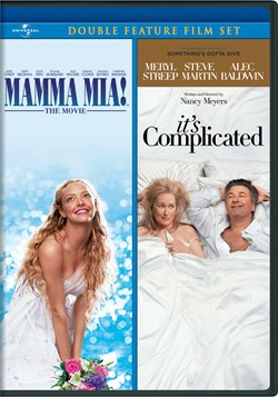 Mamma Mia! The Movie/It's Complicated [DVD]