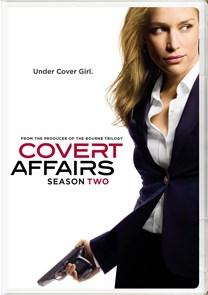 Covert Affairs: Season 2 [DVD]