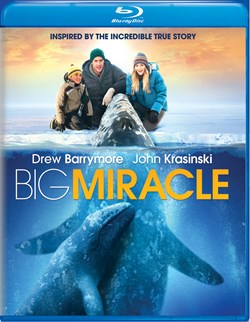 Big Miracle [Blu-ray]