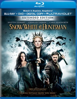 Snow White and the Huntsman (with DVD) [Blu-ray]