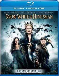 Snow White and the Huntsman (Extended Edition + Digital) [Blu-ray]