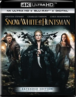 Snow White and the Huntsman (4K Ultra HD) [UHD]