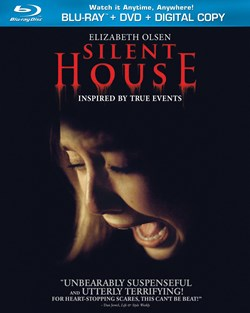 Silent House (with DVD) [Blu-ray]