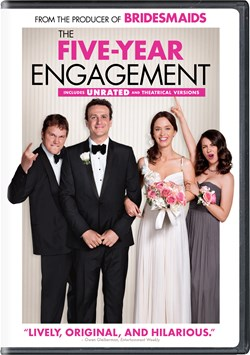 The Five-year Engagement [DVD]