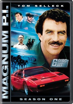 Magnum PI: The Complete First Season (Box Set) [DVD]