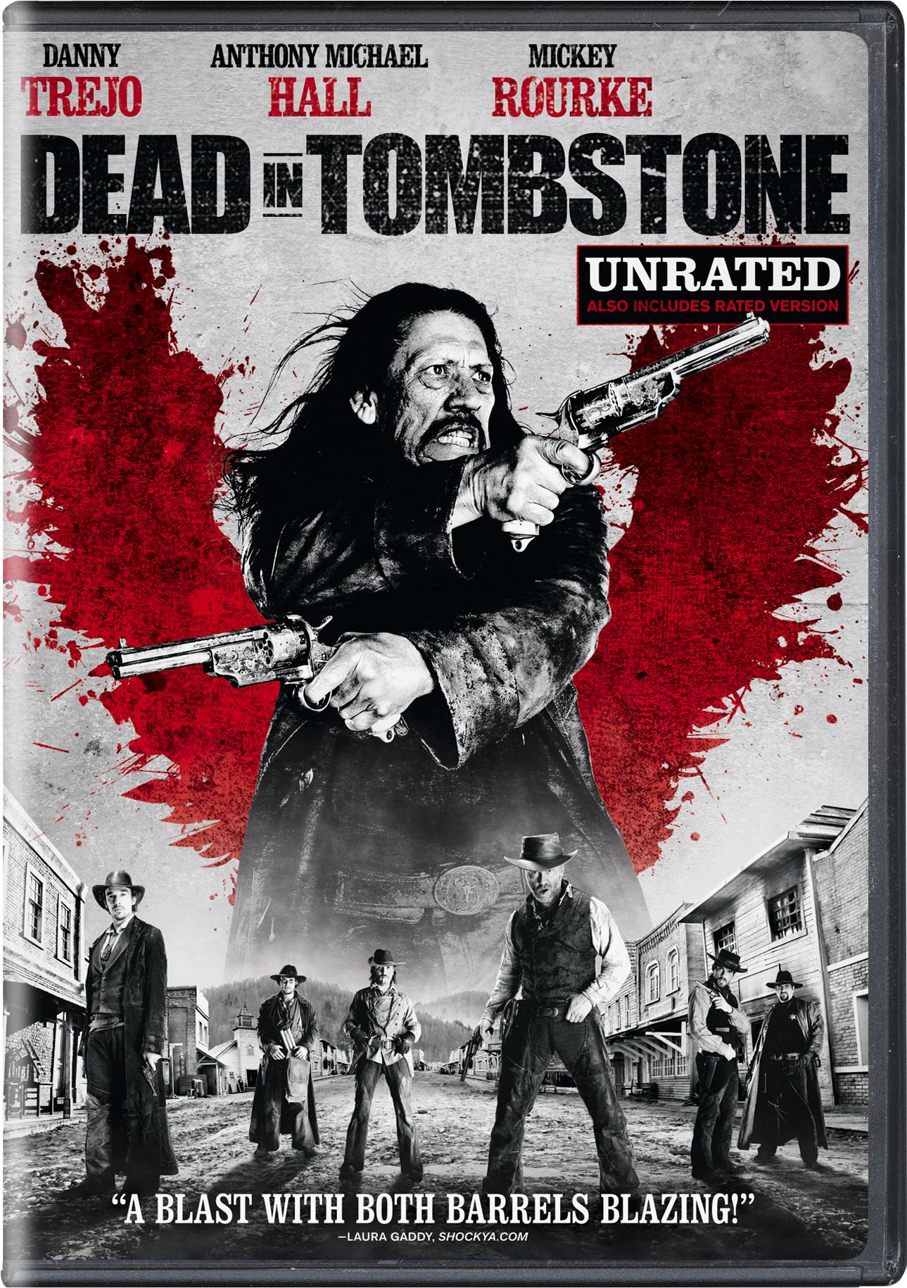 Dead in Tombstone [DVD]