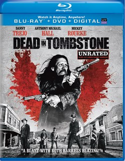 Dead in Tombstone (with DVD) [Blu-ray]
