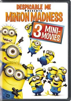 Despicable Me Presents: Minion Madness [DVD]
