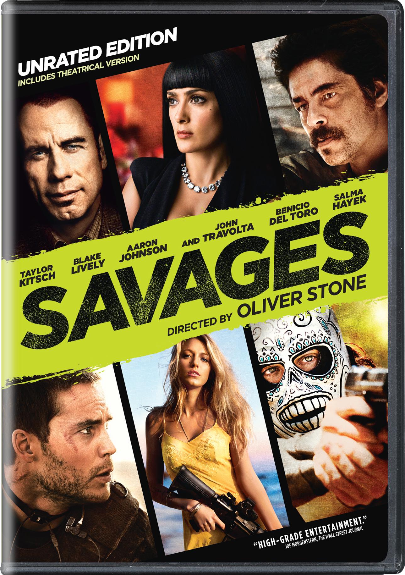 Savages [DVD]