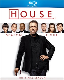 House: Season 8 - The Final Season [Blu-ray]