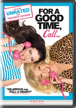 For a Good Time, Call... [DVD]