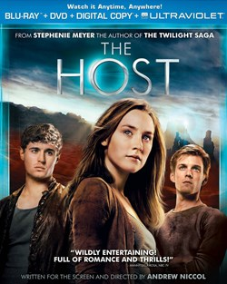 The Host (with DVD) [Blu-ray]