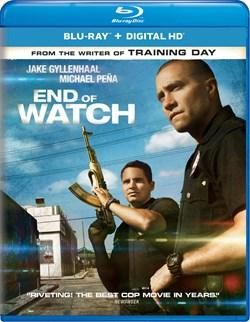 End of Watch (Digital) [Blu-ray]