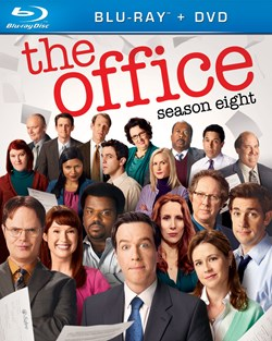 The Office - An American Workplace: Season 8 (with DVD) [Blu-ray]
