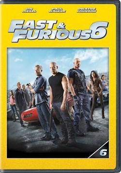 Fast & Furious 6 (2013) [DVD]