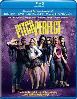 Pitch Perfect (with DVD) [Blu-ray]