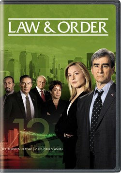 Law & Order: The Thirteenth Year [DVD]
