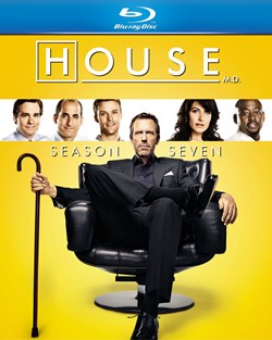 House: Season 7 [Blu-ray]